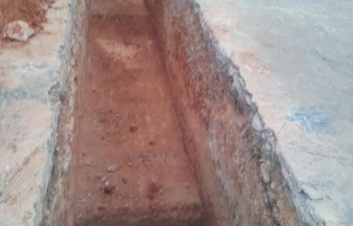 Excavaciones de fosos